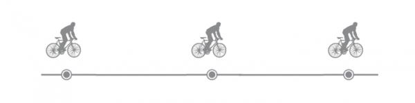 Pruebas: Correr, Bici, Correr